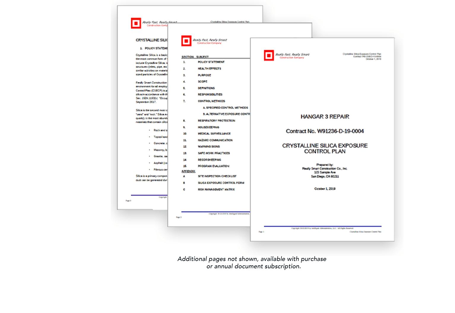 Hanger Documents